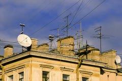 antenner Arkivbilder
