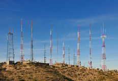 antenner Arkivbild