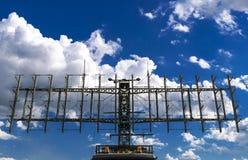 Antenner för satellit- maträtt Royaltyfri Fotografi
