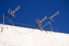 Antennes Photo libre de droits