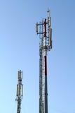 Antennes de transmissions Image libre de droits