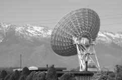 Antennes du mât TV de télécommunication Images stock