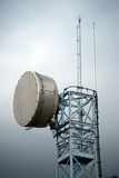 Antennes par radio Images libres de droits