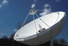 Antennes paraboliques #1 Images stock