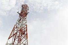 antennmobil Arkivbild