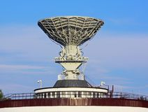 antennsatellit Royaltyfria Bilder