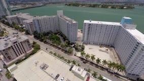 Anteny Miami plaży budowa zbiory