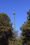 anteny niebieskie niebo Obraz Royalty Free