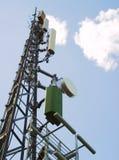 anteny telekomunikacja Obrazy Royalty Free