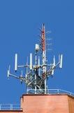 anteny wiszącej ozdoby sieć Obraz Royalty Free