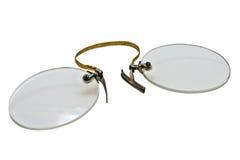 Anteojos de la vendimia Imagen de archivo