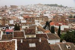 Antequera Μάλαγα Ισπανία Στοκ φωτογραφία με δικαίωμα ελεύθερης χρήσης