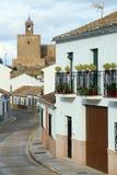 Antequera Μάλαγα Ισπανία Στοκ εικόνα με δικαίωμα ελεύθερης χρήσης