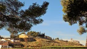 Antequera-Μάλαγα-Ανδαλουσία Ισπανία Στοκ φωτογραφίες με δικαίωμα ελεύθερης χρήσης