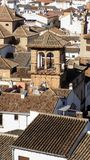 Antequera-Μάλαγα-Ανδαλουσία Ισπανία Στοκ φωτογραφία με δικαίωμα ελεύθερης χρήσης