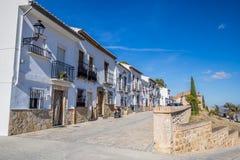Antequera, Μάλαγα, Ισπανία Στοκ εικόνες με δικαίωμα ελεύθερης χρήσης
