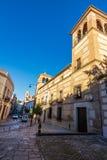 Antequera οδοί, Μάλαγα, Ισπανία Στοκ εικόνες με δικαίωμα ελεύθερης χρήσης