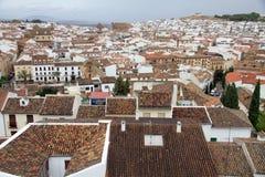 Antequera πόλη Ανδαλουσία, Ισπανία Στοκ Εικόνα