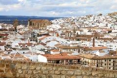 Antequera πόλη Ανδαλουσία Ισπανία Στοκ φωτογραφία με δικαίωμα ελεύθερης χρήσης