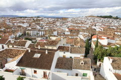 Antequera πόλη Ανδαλουσία Ισπανία Στοκ Φωτογραφίες