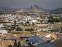 Antequera πόλη, Ισπανία Στοκ εικόνα με δικαίωμα ελεύθερης χρήσης