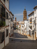Antequera πόλη, Ισπανία Στοκ Φωτογραφίες