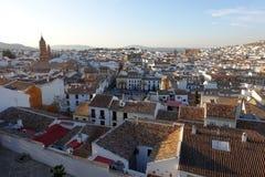 Antequera σε Ανδαλουσία Στοκ Φωτογραφία