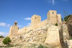 Antequera φρούριο Στοκ Εικόνα