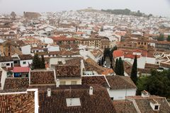 Antequera Malaga Spain Royalty Free Stock Photo