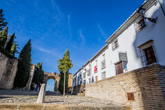 Antequera Malaga, Spanien royaltyfria foton