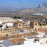 Antequera, Spain Royalty Free Stock Photography