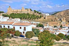 Antequera, Spain Stock Photography
