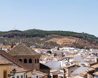 Antequera town Stock Image