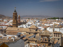 Antequera town, Spain Royalty Free Stock Images