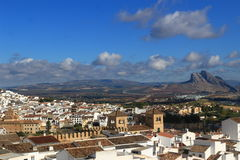 Antequera view Stock Photography