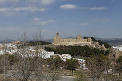 Antequera village,  Andalucia, Spain Stock Image