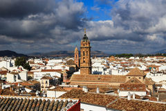 Antequera widok Zdjęcie Stock