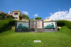 Antero de Quental Garden σε Ponta Delgada, νησί του Miguel Σάο, Αζόρες Στοκ Φωτογραφίες