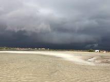Antes da tempestade Fotografia de Stock