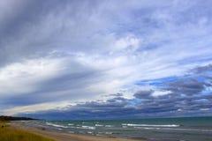 Antes da tempestade Fotos de Stock