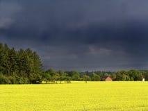 Antes da tempestade Foto de Stock Royalty Free