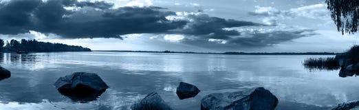 Antes da tempestade Foto de Stock