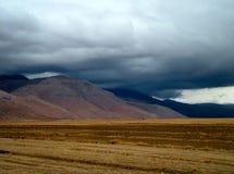 Antes de la lluvia Foto de archivo libre de regalías