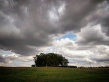 Antes de la tormenta Fotos de archivo libres de regalías