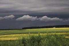 Antes de la tormenta Foto de archivo