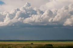 Antes de la tormenta Imagen de archivo libre de regalías