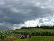 Antes de lluvia Imagenes de archivo