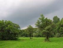 Antes de tormenta Fotos de archivo