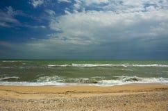 Antes de tormenta Foto de archivo
