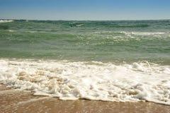 Antes de tormenta en el mar Imagen de archivo